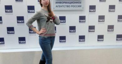 Пензенские студенты проходят стажировку в федеральных СМИ